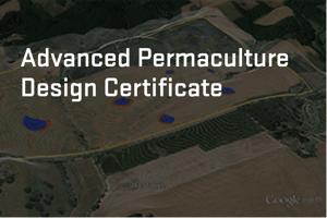 Advanced Permaculture Design Certificate