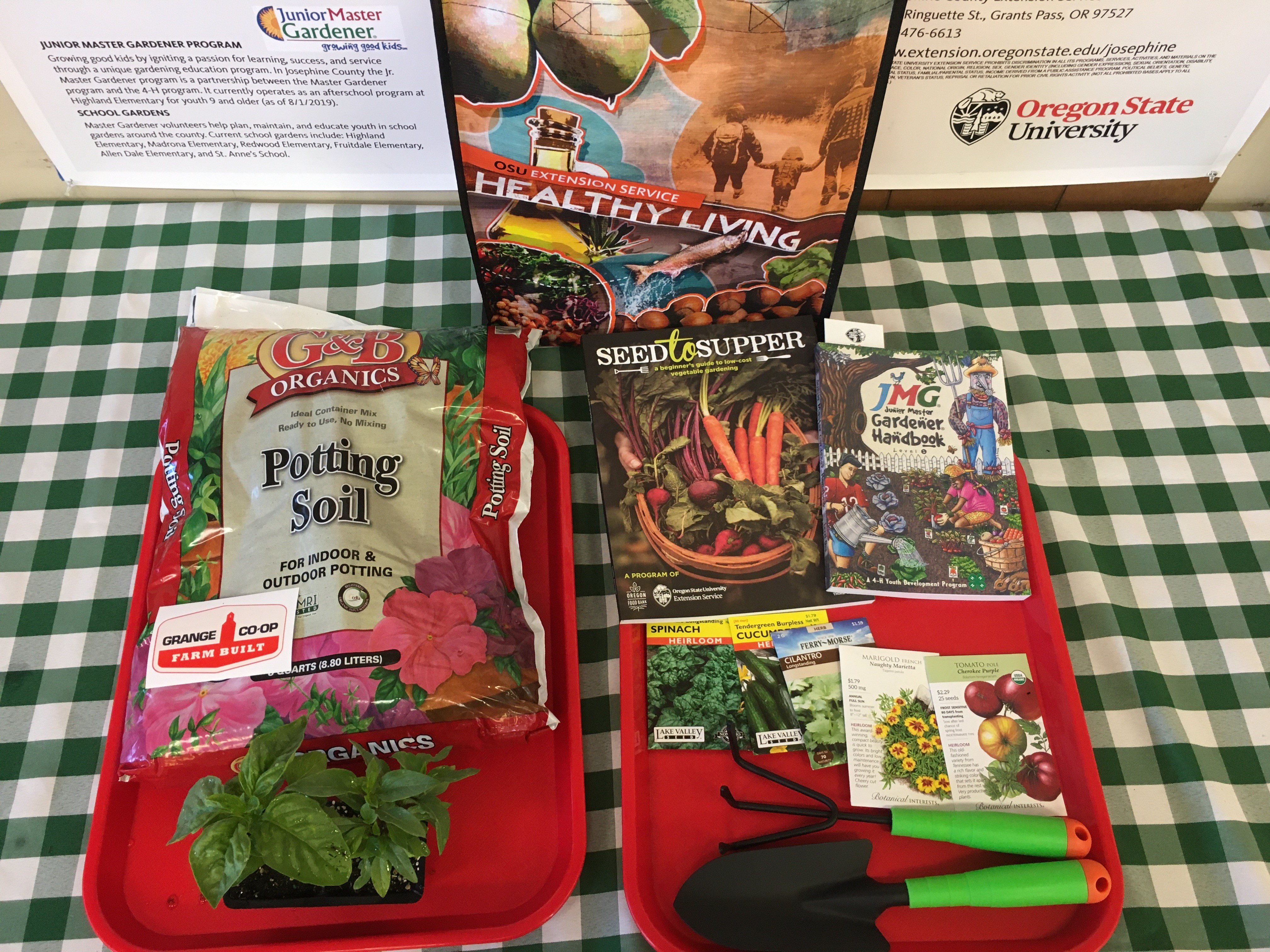 Family Food and Garden Club